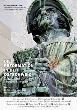 158. Neujahrsblatt HVSG Reformation Band 2 von Huber,  Johannes