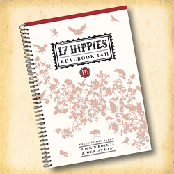 17 Hippies Realbook I & II – Bb-Noten von 17 Hippies