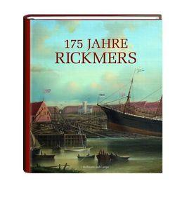 175 Jahre Rickmers von Leonhard,  Melanie, Lindner,  Jörn