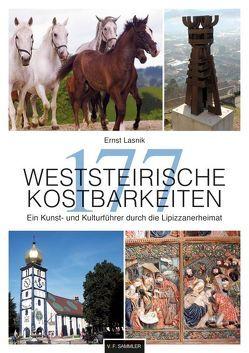 177 Weststeirische Kostbarkeiten von Lasnik,  Ernst