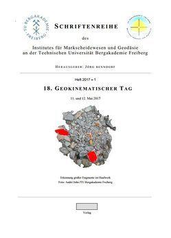 18 . G E O K I N E M AT I S C H E R T A G von Benndorf,  Jörg