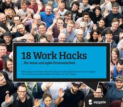 18 Work Hacks von Baldauf,  Corinna, Mois,  Tim