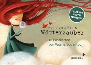 18 zauberhafte Postkarten von Docampo,  Valeria