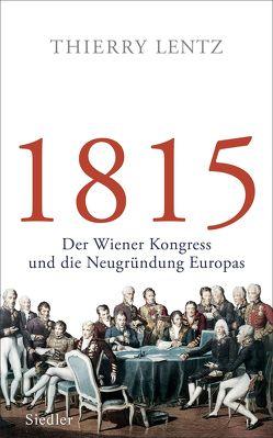 1815 von Lentz,  Thierry, Sievers,  Frank