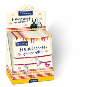 18er VE Möwenweg Freundschaftsarmbänder von Boie,  Kirsten, Engelking,  Katrin