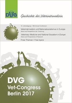 """19. Jahrestagung der DVG-Fachgruppe """"Geschichte der Veterinärmedizin"""""""