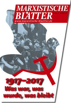 1917-2017 – Was war, was wurde, was bleibt von Geisler,  Lothar