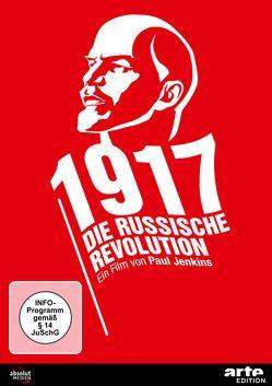 1917 Die Russische Revolution von Jenkins,  Paul