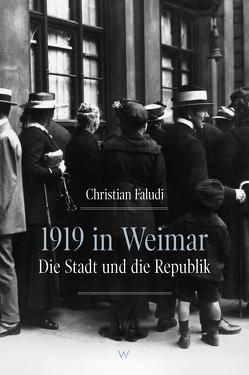 1919 in Weimar von Faludi,  Christian