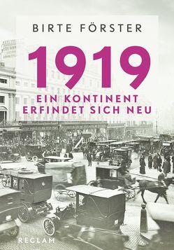 1919 von Förster,  Birte