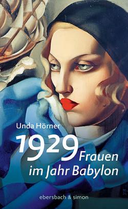 1929 – Frauen im Jahr Babylon von Hörner,  Unda