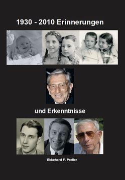 1930-2010 von Preller,  Ekkehard F.