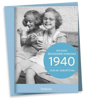 1940 – Ein ganz besonderer Jahrgang Zum 80. Geburtstag