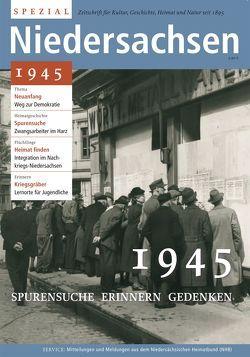 1945 – Spurensuche, Erinnern, Gedenken