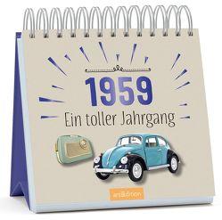 1959 – Ein toller Jahrgang!