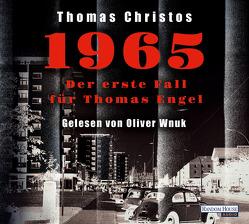 1965 – Der erste Fall für Thomas Engel von Christos,  Thomas, Wnuk,  Oliver