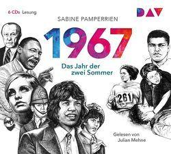 1967 – Das Jahr der zwei Sommer von Mehne,  Julian, Pamperrien,  Sabine