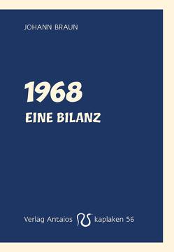 1968 von Braun,  Johann