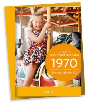1970 – Ein ganz besonderer Jahrgang Zum 50. Geburtstag
