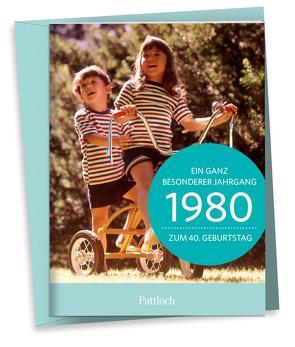 1980 – Ein ganz besonderer Jahrgang Zum 40. Geburtstag