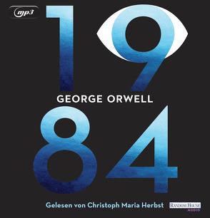 1984 von Herbst,  Christoph Maria, Orwell,  George, Wolff,  Lutz-W.