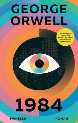 1984 von Bonné,  Mirko, Haefs,  Gisbert, Orwell,  George
