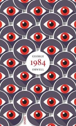 1984 von Orwell,  George, Schönfeld,  Eike