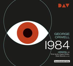 1984 von Borsche,  Dieter, Gahl,  Christoph, Jacobi,  Ernst, Marchfelder,  Manfred, Orwell,  George, u.v.a., Walter,  Michael, Winkler,  Angela