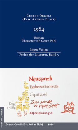 1984 von Orwell,  George