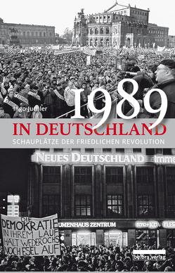 1989 in Deutschland von Juchler,  Ingo, Müller,  Klaus-Dieter