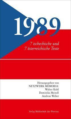 1989 von Kohl,  Walter, Meindl,  Dominika, Weber,  Andreas