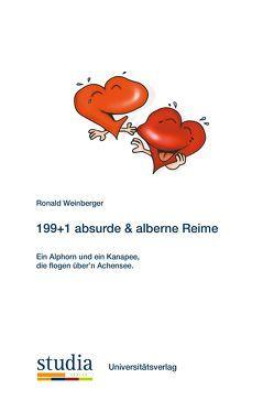 199 + 1 absurde & alberne Reime von Weinberger,  Ronald