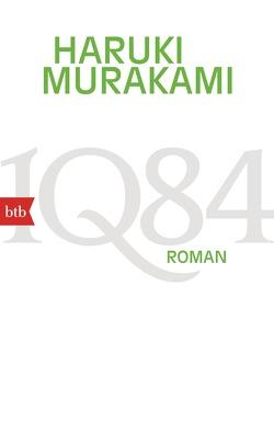1Q84 (Buch 1, 2) von Gräfe,  Ursula, Murakami,  Haruki