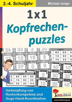1×1 Kopfrechenpuzzles von Junga,  Michael
