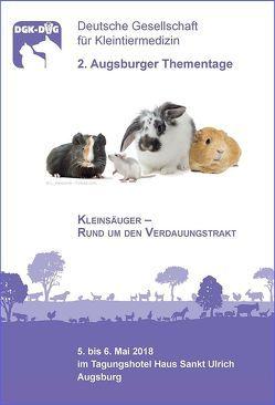 2. Augsburger Thementage – Kleinsäuger – Rund um den Verdauungstrakt