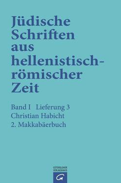 2. Makkabäerbuch von Habicht,  Christian