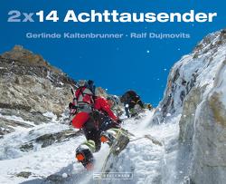2 x 14 Achttausender von Dujmovits,  Ralf, Kaltenbrunner,  Gerlinde