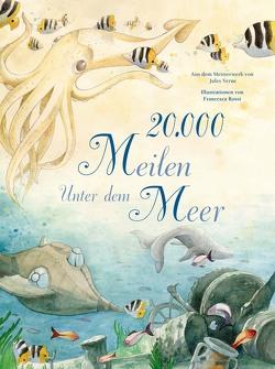 20.000 Meilen unter dem Meer von Rossi,  Francesca