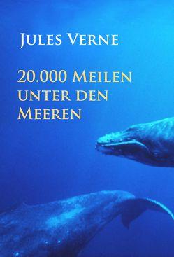 20.000 Meilen unter den Meeren von Verne,  Jules