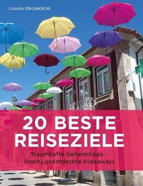 20 beste Reiseziele von Jörg-Brosche,  Claudia