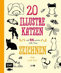 20 illustre Katzen von Kuo,  Julia