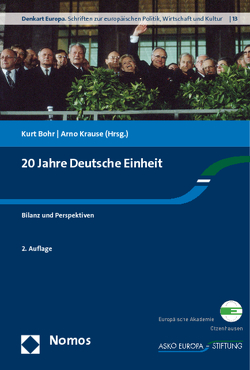 20 Jahre Deutsche Einheit von Bohr,  Kurt, Krause,  Arno
