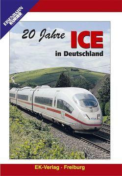20 Jahre ICE in Deutschland