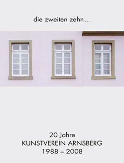 20 Jahre Kunstverein Arnsberg von Birr,  Thomas, Sittig,  Ernst M, Vogel,  Hans J