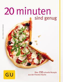 20 Minuten sind genug! von Trischberger,  Cornelia