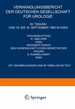 20. Tagung vom 16. bis 19. September 1963 in Wien von Rummelhardt,  Sepp