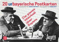20 urbayerische Postkarten von Roth,  Tobias, von Hazzi,  Joseph