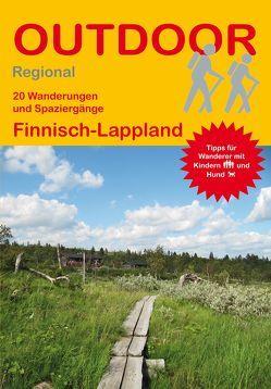 20 Wanderungen und Spaziergänge Finnisch-Lappland von Dauch,  Bettina