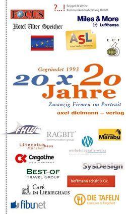 20 x 20 Jahre von Dielmann,  Axel, Ohoven,  Mario