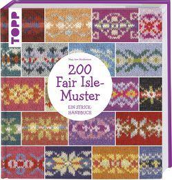 200 Fair Isle-Muster von Mucklestone,  Mary Jane
